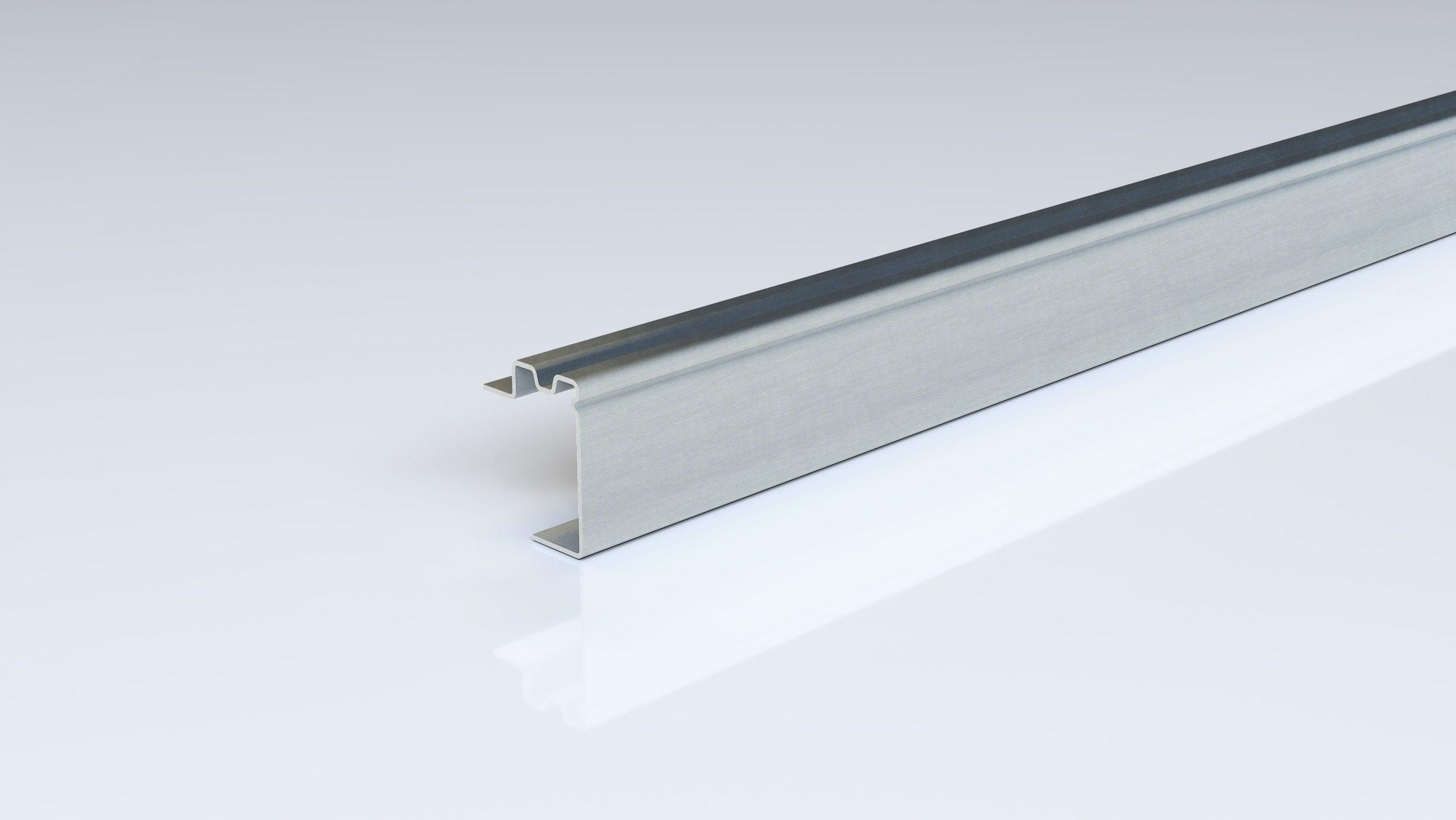 Foto de perfil perforado de acero conformado en frío de Brausa