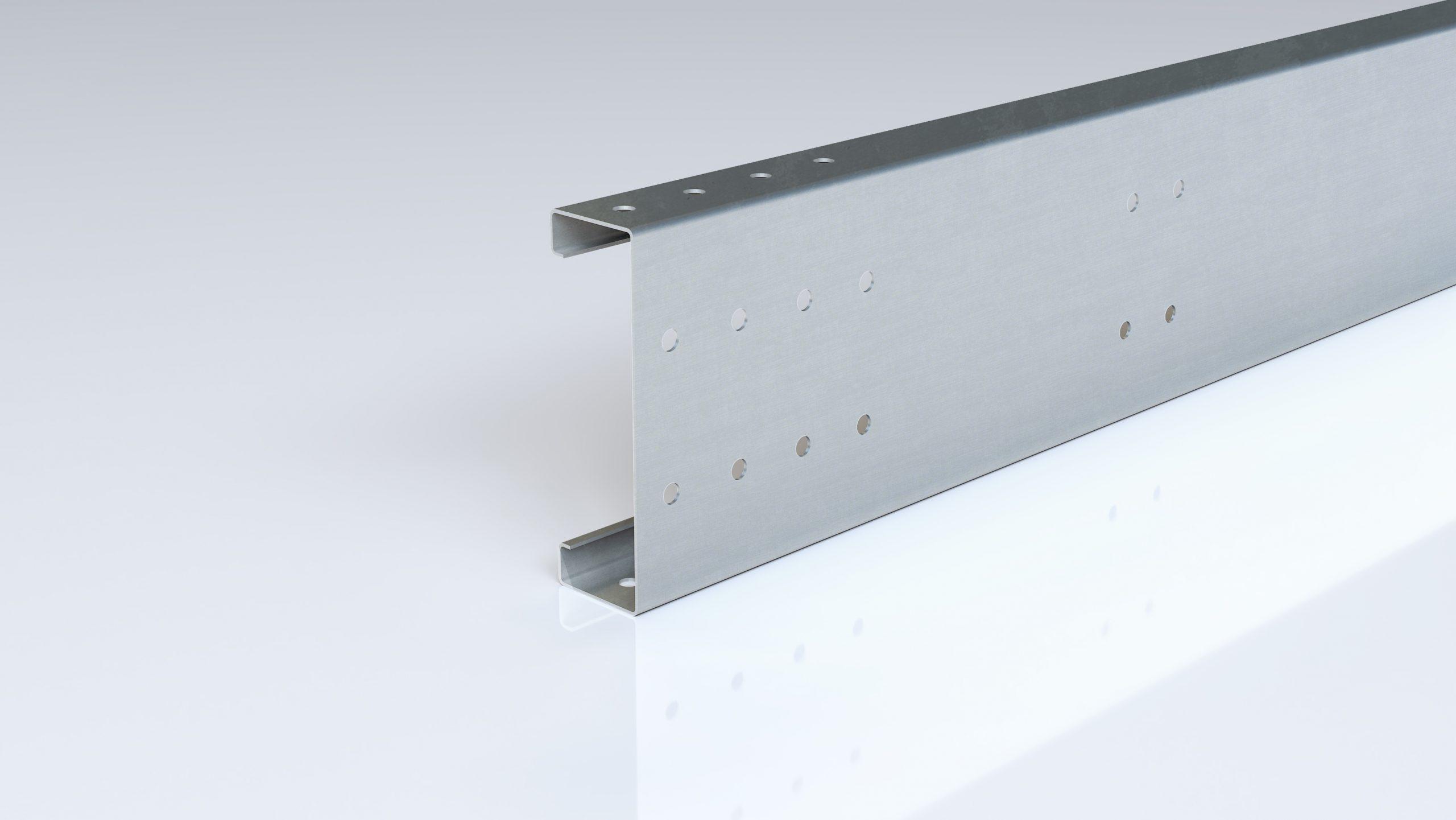Foto de perfil de acero conformado en frío zebra u pl